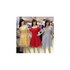Dress Import /Gaun Pesta Pendek /Dress Pesta Premium /Baju Pesta Korea - Xnzf1c