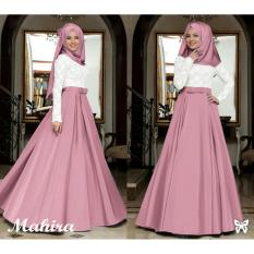 Toko Dress Muslim Pakaian Wanita Muslimah Ss Mahira Dress Muslim Dki Jakarta