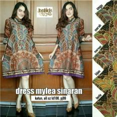 Dress Mylea Sinaran...Restok 21 Nov 17