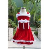Toko Dress Natal Brudu Pita Tengah Merah Not Specified Online