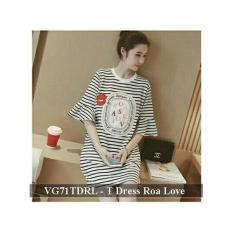 Dress Terbaru - Pusat Dress Terkini - VG71TDRL - ROA LOVE