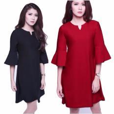 Jual Gaun Wanita Dress Terbaru Lazada Co Id