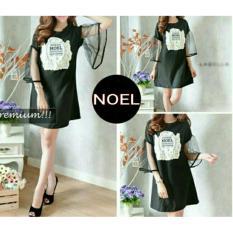 Dress Wanita Fashionable - Noel Dress