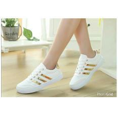 Dshoppers Shoes - Sneakers Kanvas Triple List