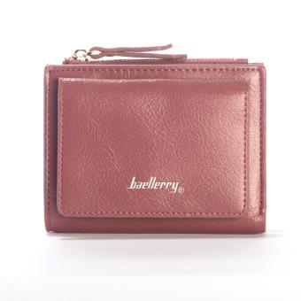 kulit buram prem gesper kolor dompet koin mini pendek sederhana (kopi). Source. ' Dompet Koin & Pouch Wanita