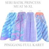 Harga Dua Melati Bawahan Batik Celana Kulot Klok Panjang Batik C79 Seken