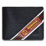 Jual Dunhill Dompet Pria Bahan Kulit 157 Hitam Lidi Pull Up Online Indonesia