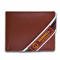 Fashion Dompet Pria Kulit Asli Import 178 - Coklat Bata Pull Up
