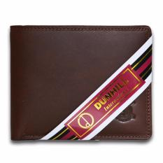 Fashion Dompet Pria Kulit Asli Import 181 - Coklat  Pull Up