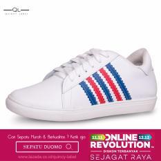 Harga Duomo Ariana Women Sneaker Shoes White Satu Set