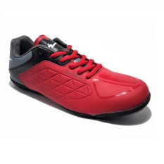 Eagle Spin Sepatu Futsal - Red Black