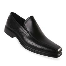Ecco Johannesburg Santiago - Sepatu Pria - Hitam