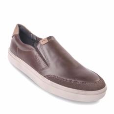 Ecco Kyle - Sepatu Pria - Coklat