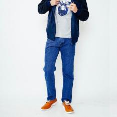 Edwin Celana Jeans Pria Panjang Biru (506-COB-26) - K4irgp