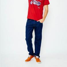 Edwin Celana Jeans Pria Panjang Biru Tua (506-COB-25) - Yw1oua