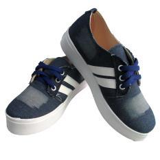 Efata Sepatu Kets Sport Wanita - Jeans