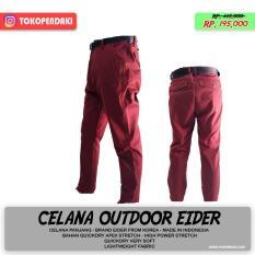 Jual Eider Celana Panjang Gunung Outdoor Taktikal Model Slim Fit Pencil Original Jawa Barat Murah