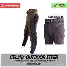 Review Pada Eider Celana Panjang Gunung Outdoor Taktikal Quick Dry Lentur Original