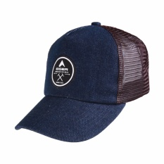 Eiger Denim Truck Caps - Navy