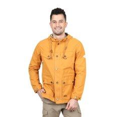 Eiger Jacket Lifestyle Parka Uno - Kuning