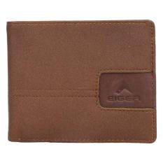 Eiger Leather Hollow - Warna Coklat