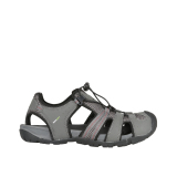 Jual Eiger Sandal Toe Blacktail Abu Branded Original