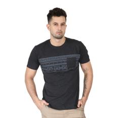 Eiger T Shirt Borneo Ethnic 2 - Hitam
