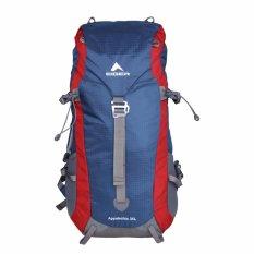 Eiger Tas Gunung Pria Appalachia 35L - Biru