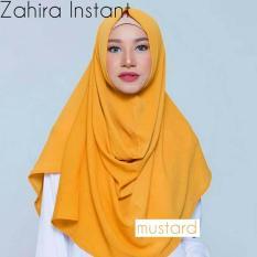 Harga El Hijab Instan Kerudung Jilbab Instan Fashion Muslim Scarf Khimar Hijab Jilbab Instan Syari Khimar Polos Pashmina Polos Hijab Modern Hijab Kekinian Khimar Instan Mustard El Baru