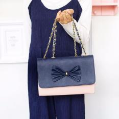 EL PIAZA Bag Strada Navy Bag Clutch Bag - Sling Bag Tas Genggam Tas Slempang Tas