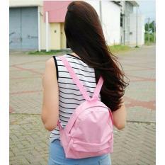 Rp 76.000. EL PIAZA Mini Ransel Backpacks Kanvas Ransel Mini Ransel Lucu Tas Ransel Sling Bag Tas Slempang ...