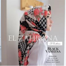 Harga El Zahrana Hijab Square Kerudung Segi Empat Jilbab Segi Empat Jilbab Motif Premium Monalisa
