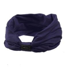 Elastic Sports Headbands For Women Hair Accessories Turban Headwear NB - intl