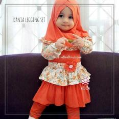 Kualitas Baju Busana Muslim Anak Perempuan Baju Busana Balita Perempuan Gamis Anak Elbi