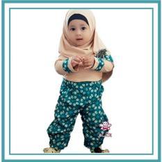 Spesifikasi Baju Busana Muslim Anak Perempuan Baju Busana Balita Perempuan Gamis Anak Elbi Terbaru