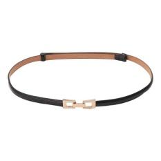 Elegant Fashion Women Belt Buckle Leather Waistband Accessories - intl
