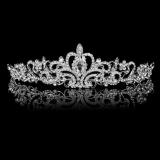Harga Mahkota Berlian Imitasi Diamante Elegan Dan Mewah Hadiah Pengantin Untuk Pesta Pernikahan Original