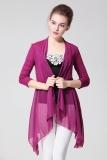 Toko Elegan Musim Panas Wanita Wanita Lengan Panjang Sun Protective Knitting Tops Cardigan Tipis Blouse Coat Shirt Intl Oem