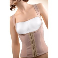 Review Toko Elena Slimming Corset Body 22008 Cream M 4Xl Online