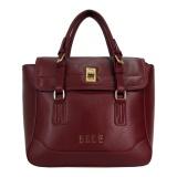 Jual Elle 40790 20 Handbag Tas Wanita Burgundy Baru