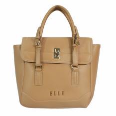 Elle 40790-49 Camel - Handbag - Tas wanita
