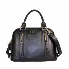 Elle  40842-02 Handbag, Tas Wanita - Black