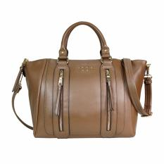 Promo Elle 40843 45 Handbag Tas Wanita Brown Akhir Tahun