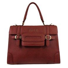 Elle 44128 38 Handbag Hot Chocolate Elle Diskon 40