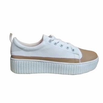 Perbandingan harga Ellen Grosir Sneakers Wanita R 06 Abu Abu Source · Hkye Shoes Kets JR59