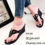 Review Ellen Taslim Nl 20 Sandal Wedges Modeste Di Jawa Barat