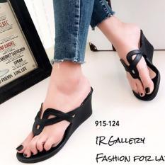 Review Ellen Taslim Nl 20 Sandal Wedges Modeste Ellen Grosir Di Jawa Barat