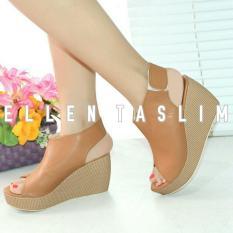 Ellen Taslim Sandal Wedges Sahira