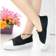 Ellen Taslim Sneakers Slip On C 08 Terbaru