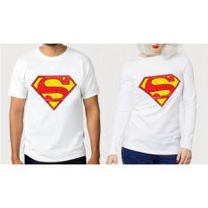 ELLIPSES.INC Tumblr Tee / T-Shirt / Kaos Couple Super - Putih Lengan Panjang